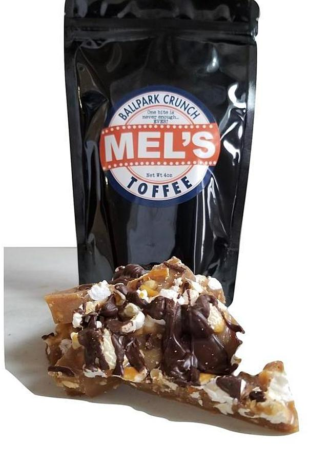 Ballpark Crunch Toffee by The Flower Alley