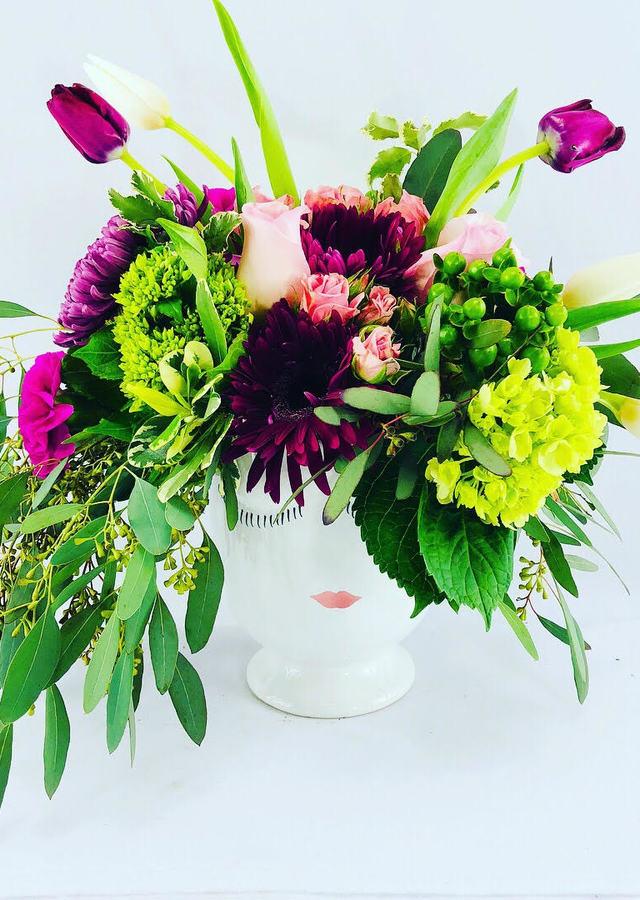 Celfie - Premium Bouquet by The Flower Alley