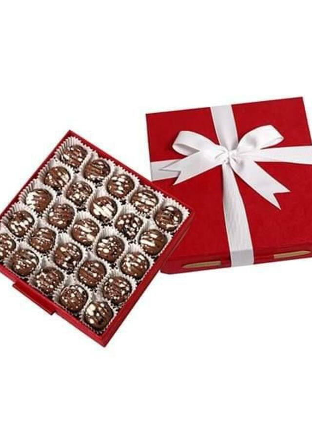 Chocolate Espresso Martini Collection Truffles by The Flower Alley
