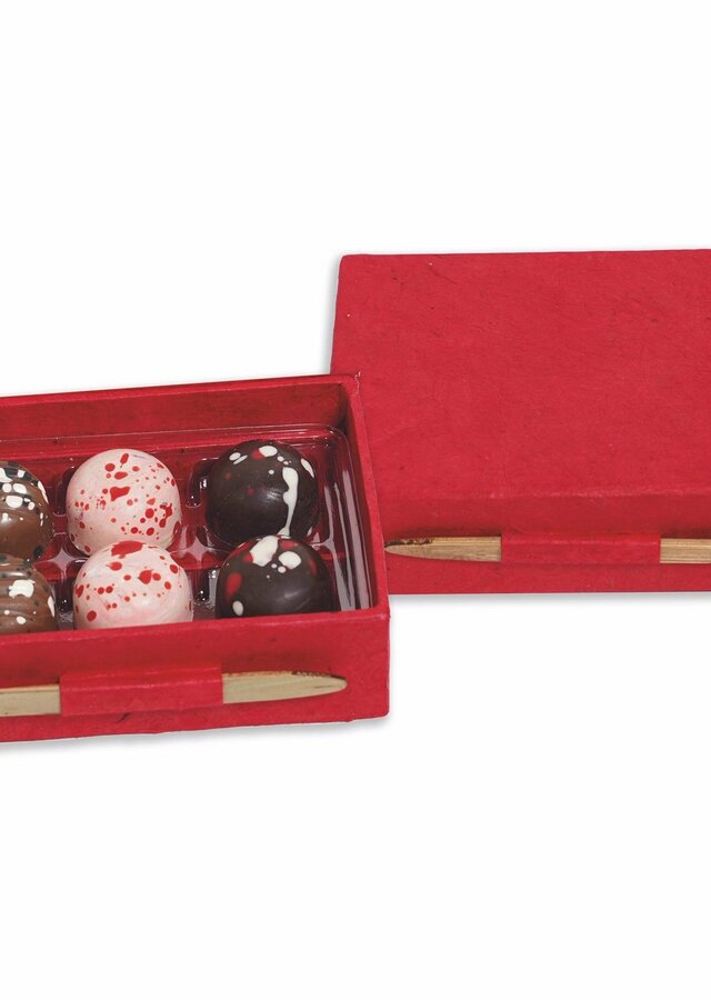 Cocktail Trio Chocolate Gift Box by The Flower Alley
