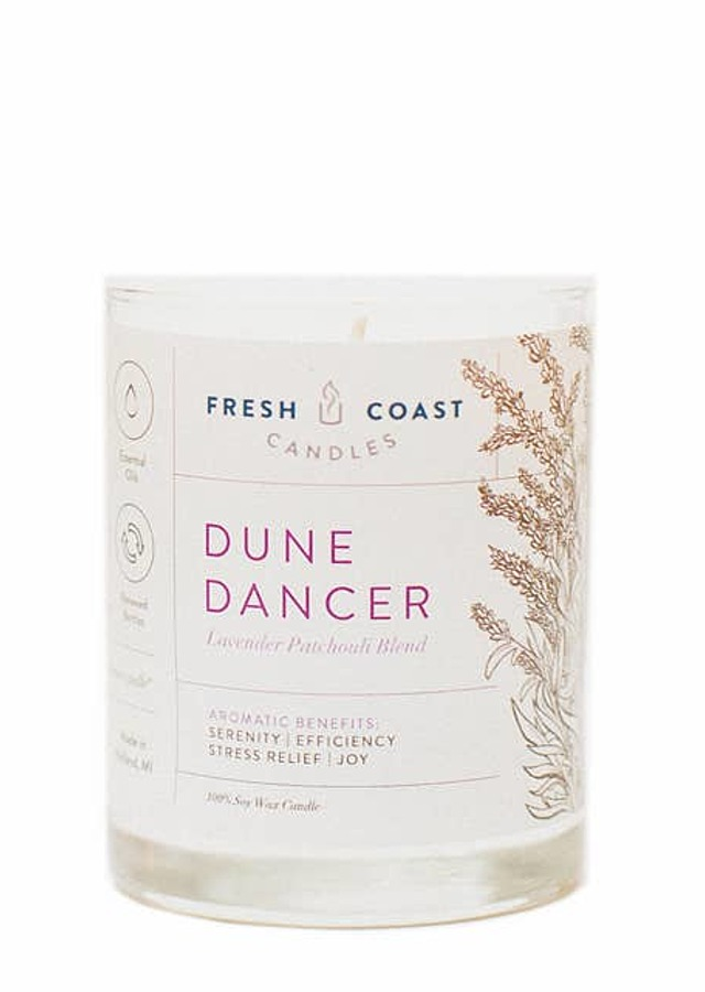Dune Dancer Candle by The Flower Alley
