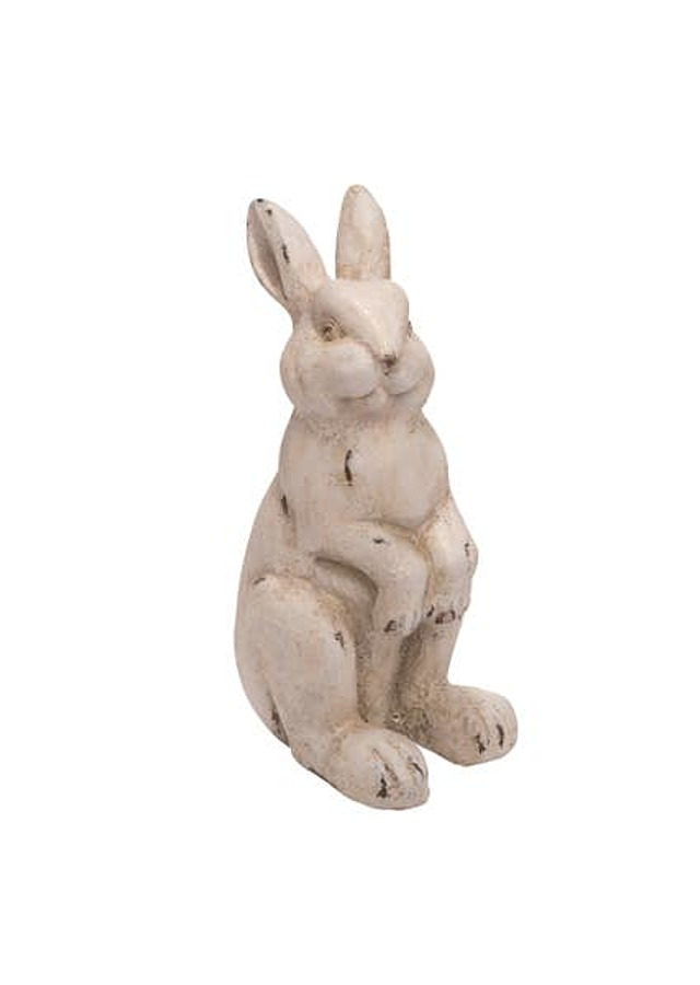 Easter Standing Bunny Statuette by The Flower Alley