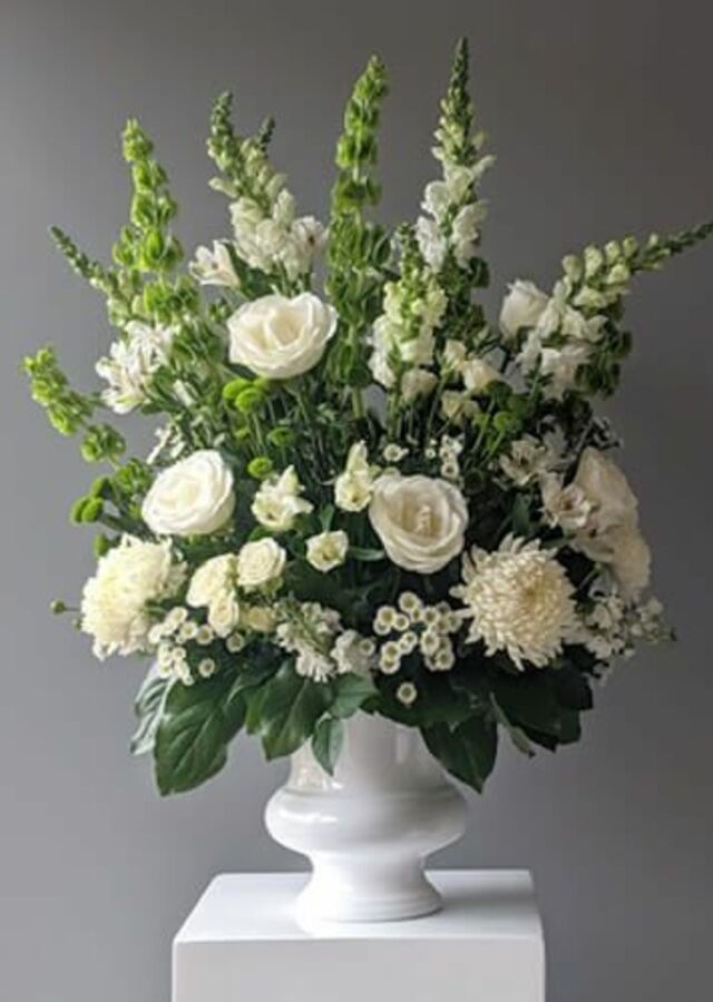 Display of Event Collection: Traditional Event Flowers by The Flower Alley