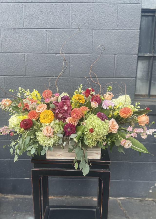 Fall Grandeur by The Flower Alley