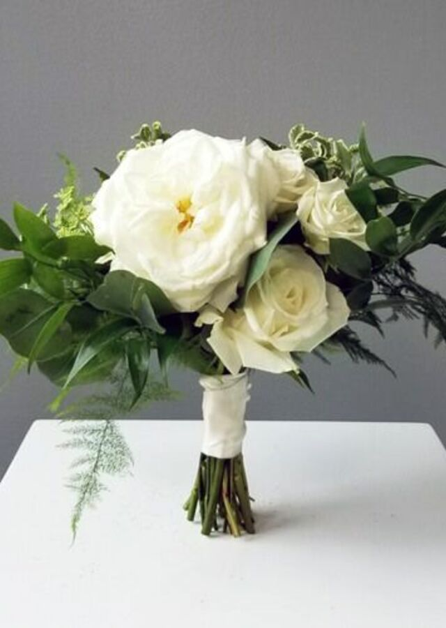 Display of Garden Style : Small Bouquet by The Flower Alley