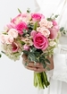 Girly   hand tied bouquet thumb