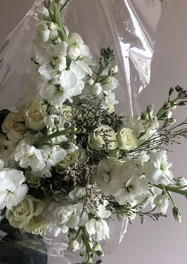 Display of Here for you Bouquet by The Flower Alley