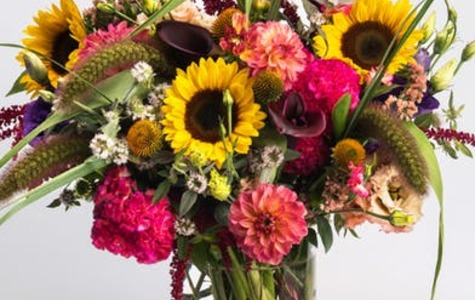 Display of Local Love - Seasonal Special by The Flower Alley