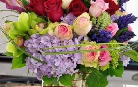 Display of Luxurious Excellence by The Flower Alley