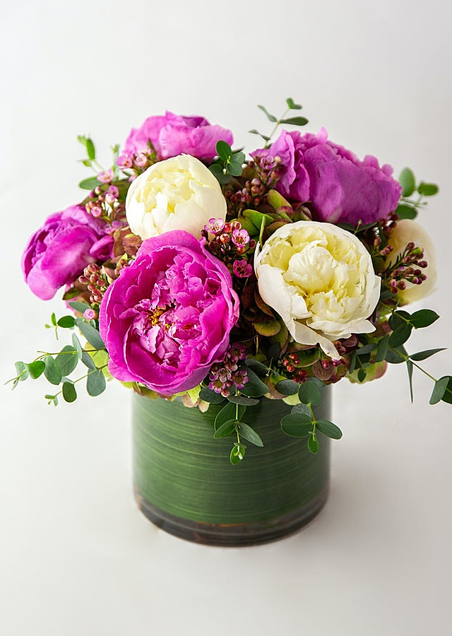 Display of Peonies, Please by The Flower Alley