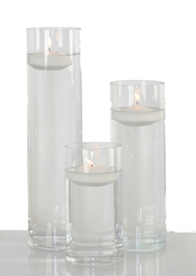 Display of Radiance Candle Set by The Flower Alley