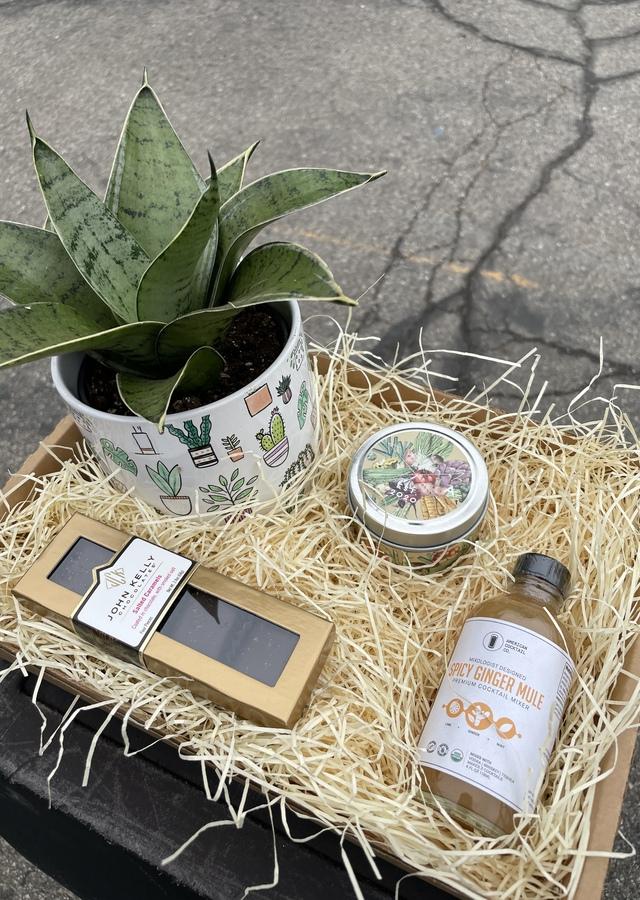 Seasonal Gift Bundle by The Flower Alley
