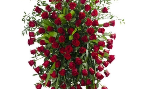 Display of Splendor Premium - Rose Flower Spray by The Flower Alley