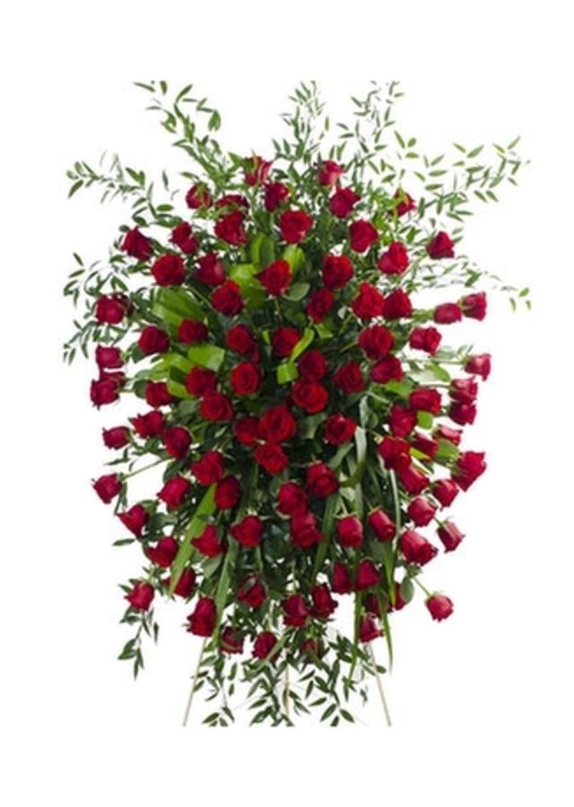 Display of Splendor Premium - Rose Flower Spray by The Flower Alley