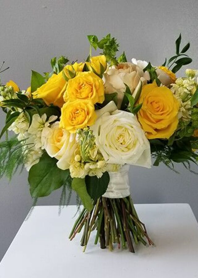 Display of Sunshine Collection: Large Bouquet by The Flower Alley