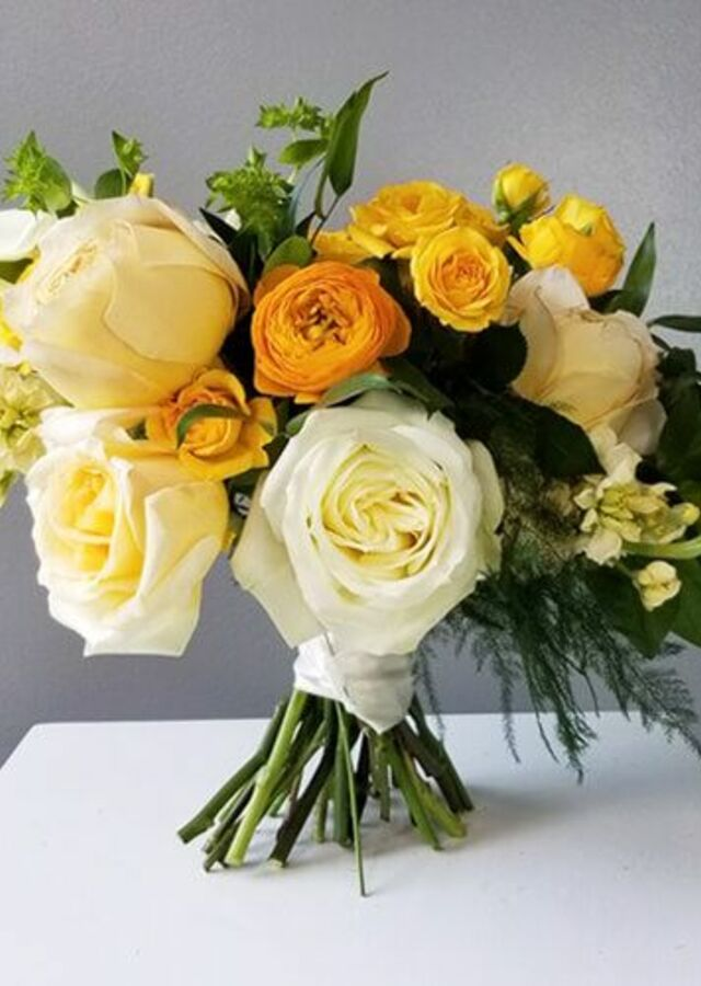 Sunshine Collection: Medium Bouquet by The Flower Alley